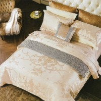 JTI 17 Luxurious Creme Jacquard tencel