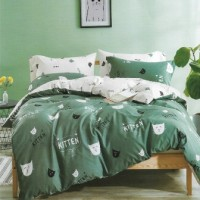 SJI 58 Kitty Cat Cotton Sateen